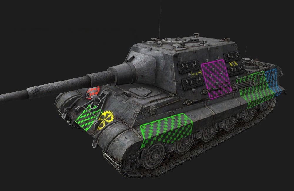 зоны пробития японской ветки танков картинки больше